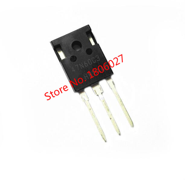 Send free 20PCS <font><b>47N60C3</b></font> SPW47N60C3 TO-247 New original spot selling integrated circuits image