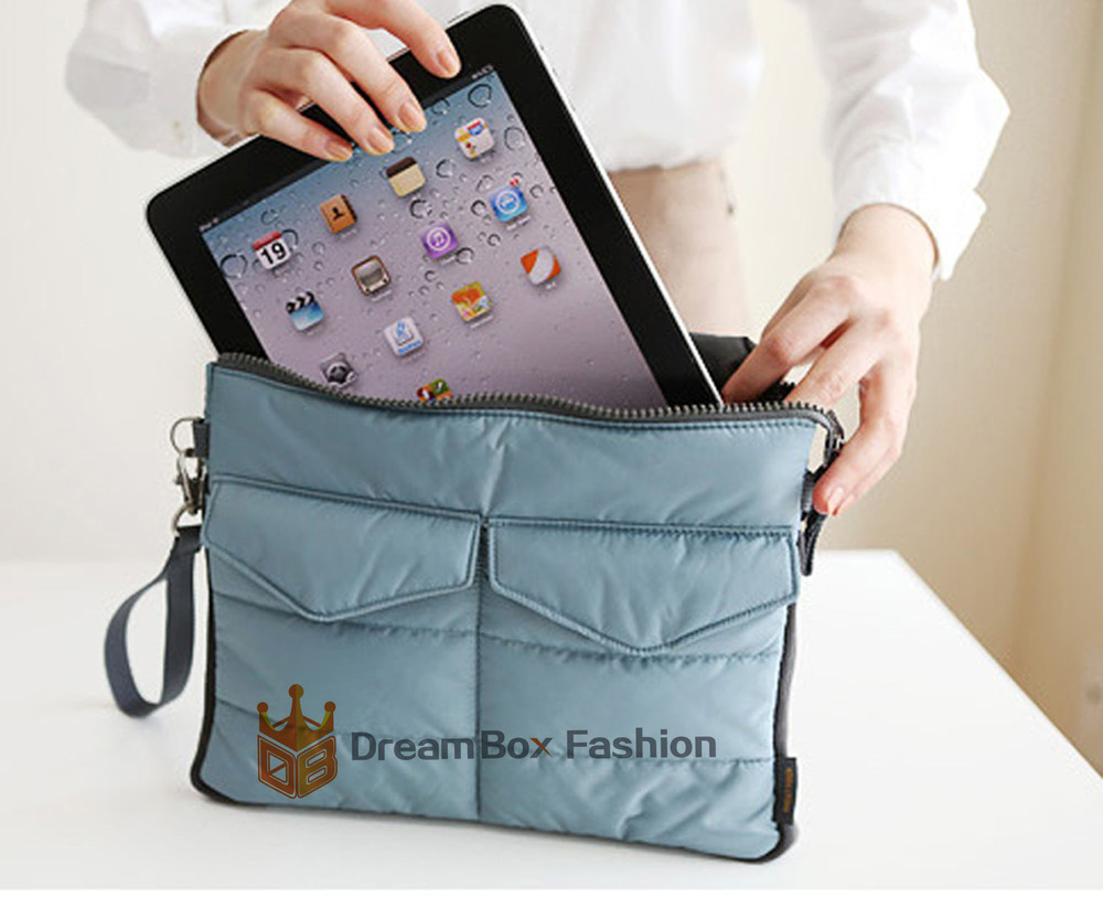 Travel Storage Handbag Zipper Organizer Protect Bag In For Ipad Sorting Purse Clutches Free Shipping High Quality From Luggage Bags On
