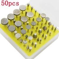 Mini Micro Bits Diamond Core Drill Bit Set For Polisher Polished Polishing Drills Rotary Burr For