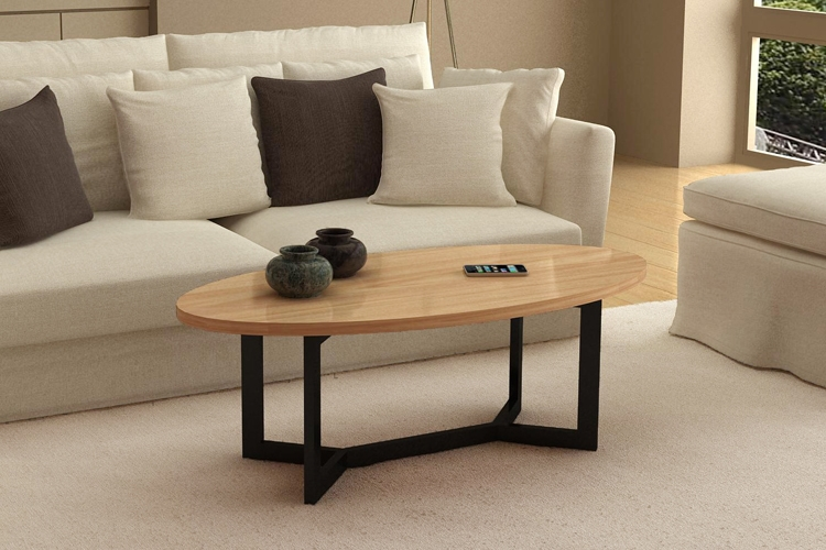 Japanese style coffee table modern minimalist Nordic IKEA ...