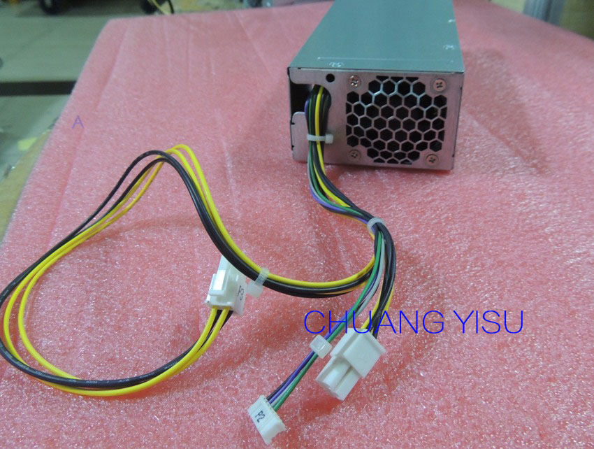Free shipping CHUANGYISU for ProDesk 600G3 SFF 180W Power Supply 915545 001 901764 003 001 DPS