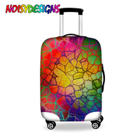 NOISYDESIGNS Apply to 18~28 Cases Suitcase Protector Cover Travel Accessories Elastic Thick Luggage Protective Cover Dust Cover