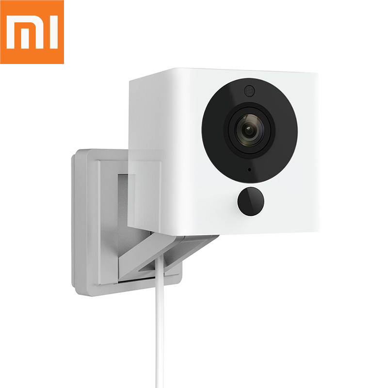Original XiaoMi Mijia XiaoFang Portable Smart wifi IP Camera IR Cut Night Vision 1080P For Smarts Remote Control Home Security