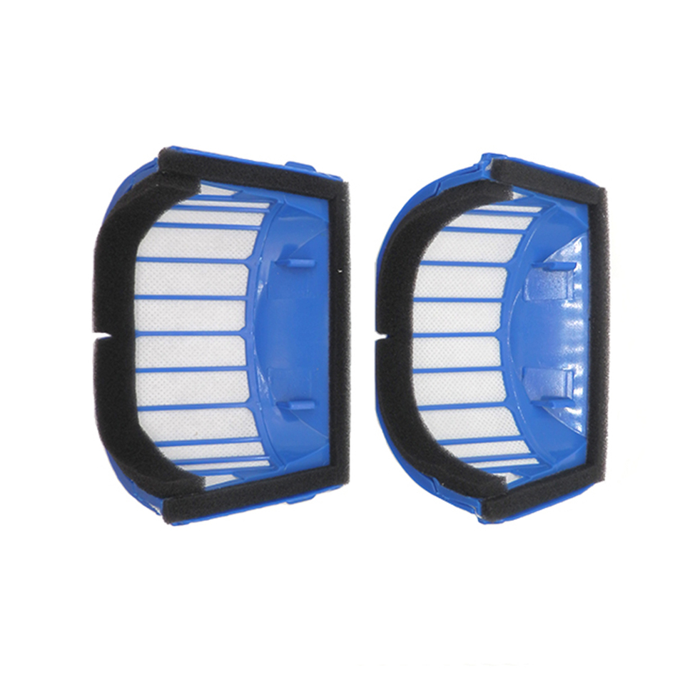 Accesorio para aspiradora iRobot Roomba 600 700 800 Series Kit de repuesto de repuesto para iRobot Piezas Set Filtro Cepillo Limpieza