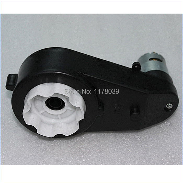 General motor gearbox dc12v electric dc motors car for Waterproof dc motor 12v