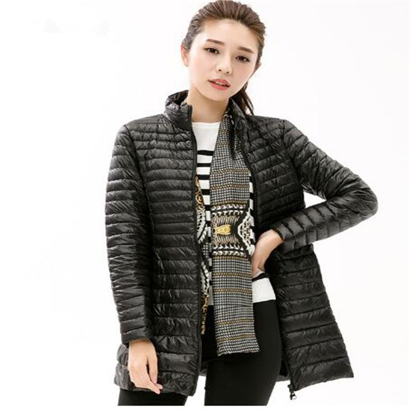 Ultralight Womens   Down     Coat   Jackets Female Winter Warm Women Jacket Feather Outerwear Casaco Feminino Duck   Coats   Goose