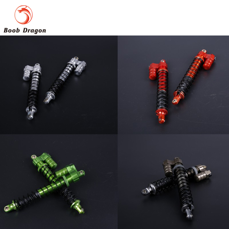 CNC Alloy 8mm Front Absorber Shock with Cap for 1/5 HPI Baja 5B SS 5T 5SC Rovan King Motor alloy front hub carrier for 1 5 hpi baja 5b 5t 5sc