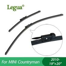 1 set Wiper blades for Mini COUNTRYMAN,19+20,car wiper,Boneless wiper, windscreen, Car accessory