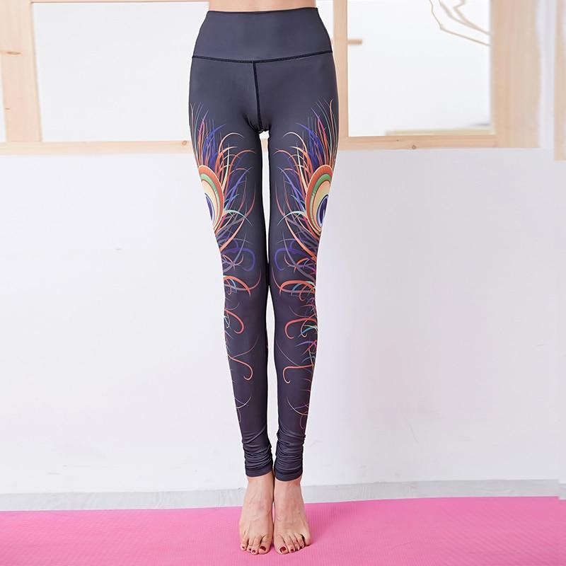 Women yoga sport leggings (3)