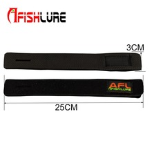 4 pieces Lure Fishing Rod Belt Rod Strap Rod combo platform reel Tie Suspenders Fishing rope Accessories Fishing Tackle Afishlur