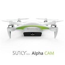 SUNLY TECH Alpha CAM WiFi FPV With 4K HD Camera GPS Mini RC Quadcopter