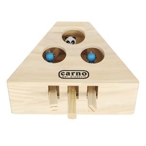Image 5 - HOOPET חתול אינטראקטיבי לחיות מחמד חתול צעצוע לשחק לתפוס צעצוע משחק צעצועי תרגיל מוצרים לחיות מחמד