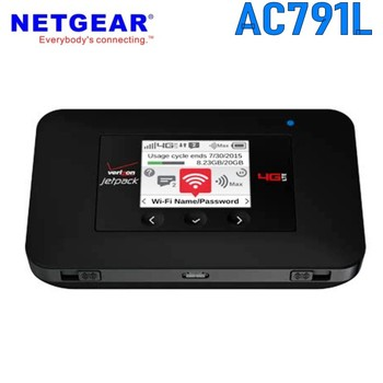 NETGEAR AC791L Verizon Wireless 4G LTE Mobile Hotspot
