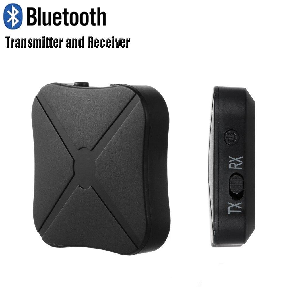 1 Satz Bluetooth Audio Transmitter Empfänger Aptx Hd Adapter 3,5mm Aux/rca Für Auto Tv Kopfhörer Etc Schnelle WäRmeableitung Unterhaltungselektronik