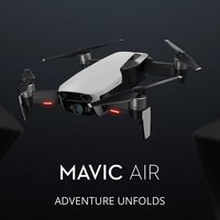 DJI Mavic Air/Mavic Air Fly More Combo drone 4K 100Mbps Video 3 Axis Gimbal Camera with 4KM Remote Control FoldableRC Quadcopter