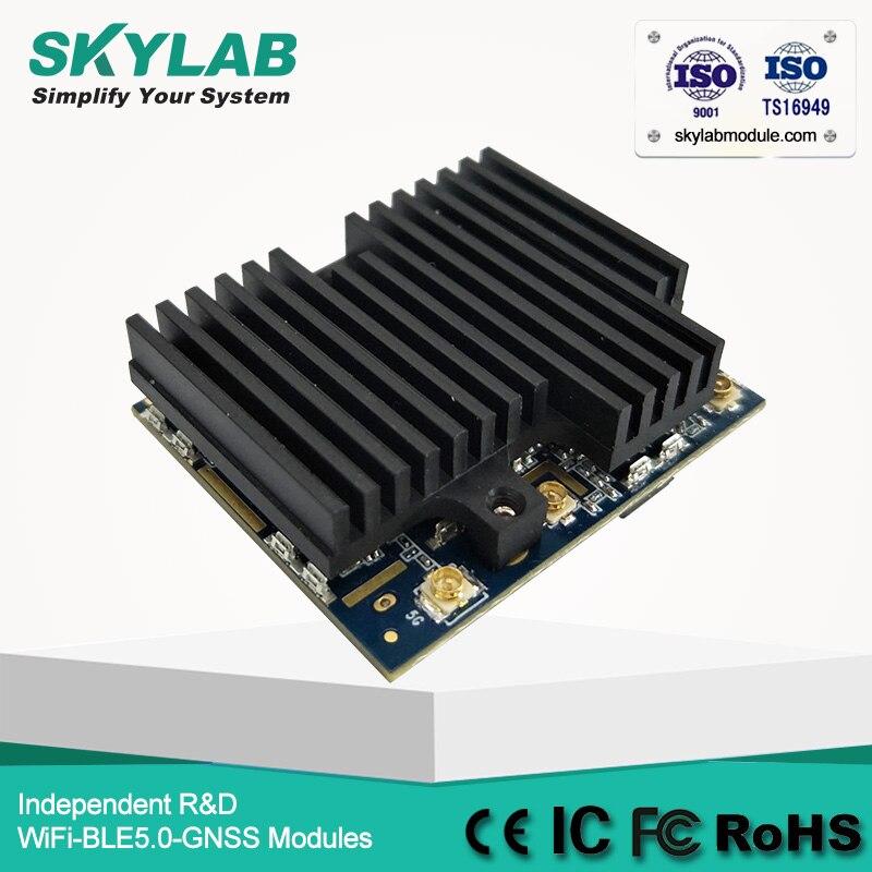 3X3 Mimo Wifi Usb/Uart/I2C/carte Sd/I2S/Pcm/Pwm/Wan/Lan Mediatek Mt7628An 11N Mode routeur extension haute vitesse Pro Ac Wifi Module