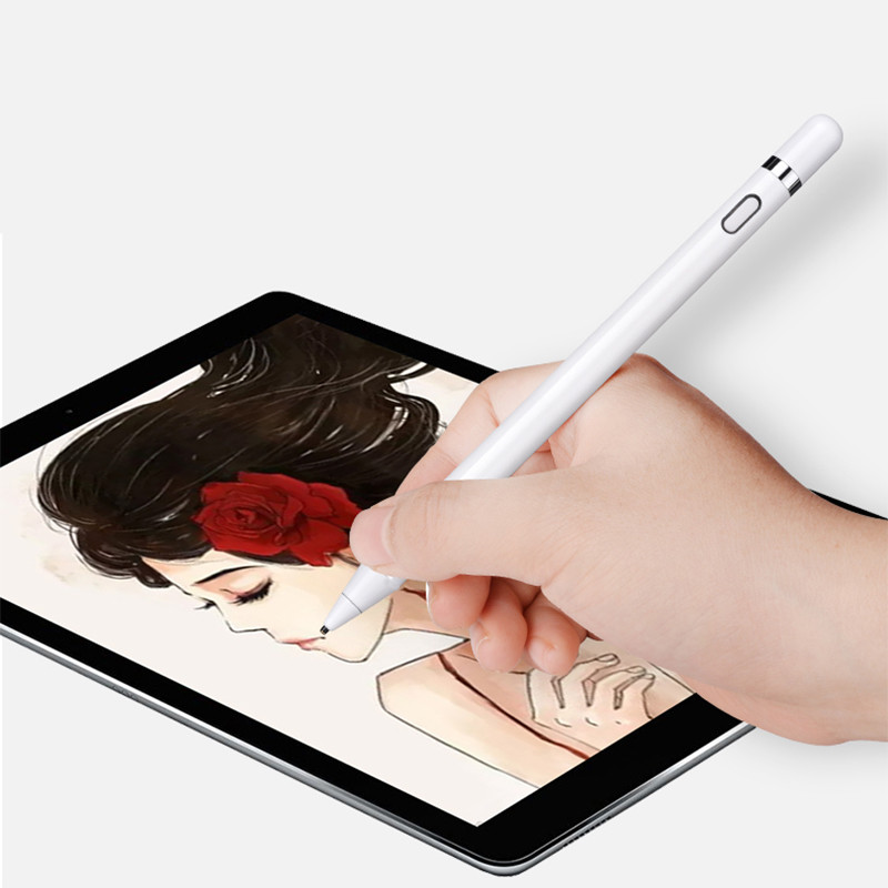 Stylus Pen Touch Screen For Tablet IPad IPhone Samsung Huawei  Fine Point Pencil For IOS Android Active Capacitive Touchscreen
