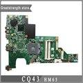 Original 646671-001 placa madre del ordenador portátil 646177-00 para hp 2000 cq43 431 430 630 631 cq57 hm65 ddr3 portátil mainboard probado completamente!