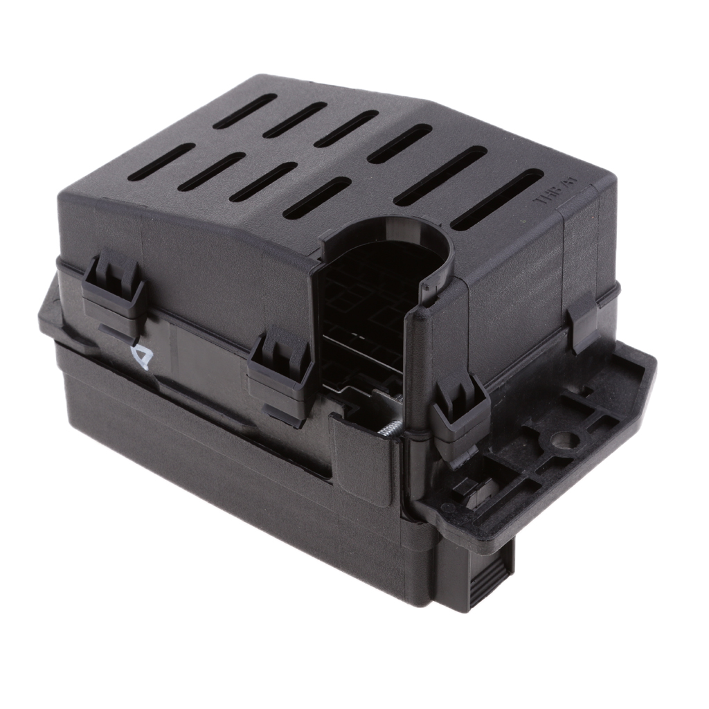 hight resolution of auto car fuse relay holder box relay socket 10 road nacelle kit car fuse relay box