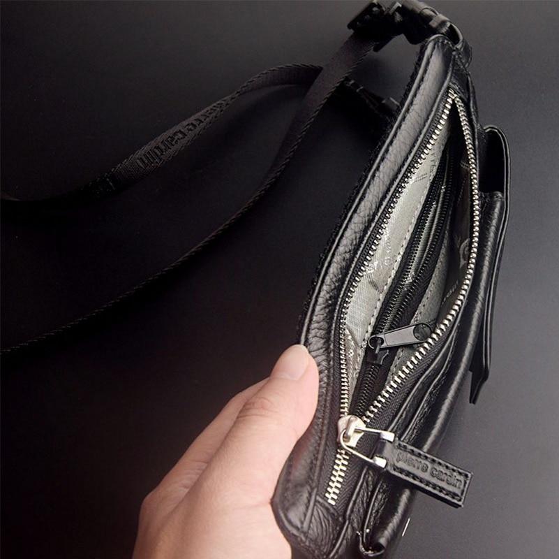 Ανδρική τσάντα Pierre Cardin Ανδρική τσάντα - Ανταλλακτικά και αξεσουάρ κινητών τηλεφώνων - Φωτογραφία 3
