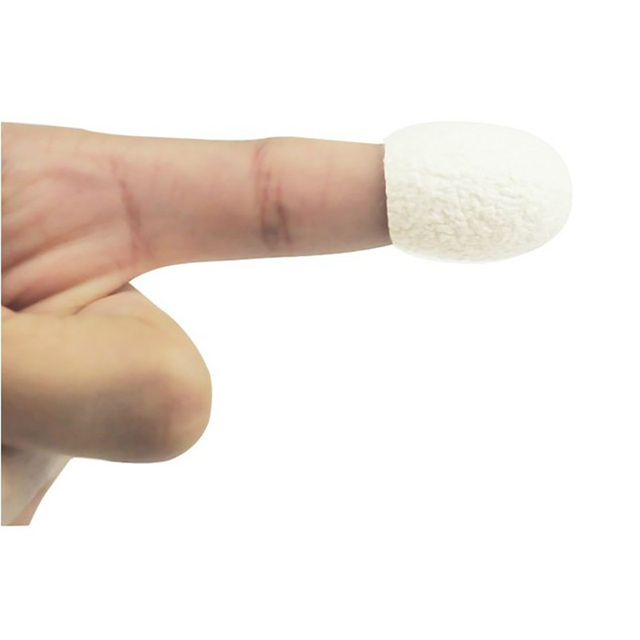 100Pcs Organic Natural Silk Cocoons Silkworm Balls Facial Skin Care Scrub Purifying Acne Anti Aging Whitening Beauty Tools 3