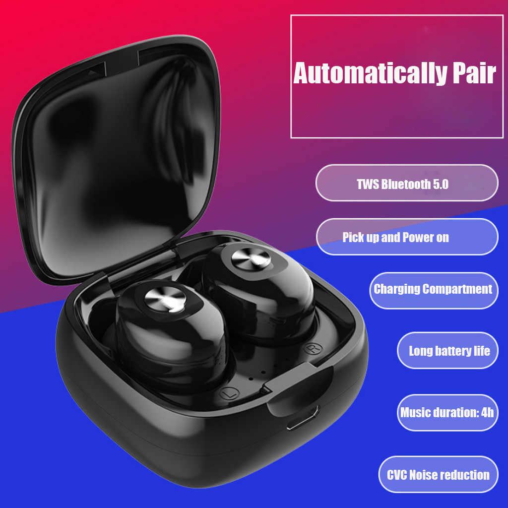 2019 XG12 TWS بلوتوث 5.0 سماعات لاسلكية للماء البسيطة في الأذن ايفي سماعة جديد الساخن بيع سماعات لاسلكية بلوتوث