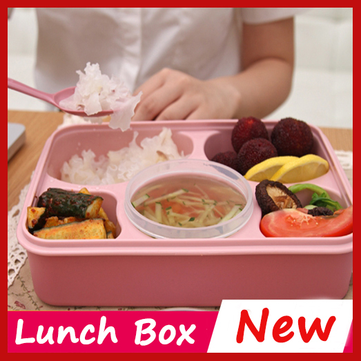 Hot 51 creative microwave kawaii lunch box for kids lunchbox food hot 51 creative microwave kawaii lunch box for kids lunchbox food container thermos bento box sushi forumfinder Images