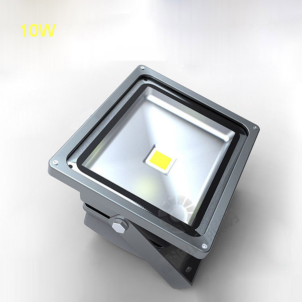 Modern LED Outdoor Floodlights Pure White/Warm White 10W/20W/30W/50W/70W/100W Aluminum Gardenflood Lamp advertising lamp