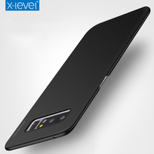 X Level For Samsung Galaxy note 8 Case Original Vintage Cases Luxury Plastic PC Hard Case For Samsung Galaxy note 8 Back Cover enkay protective plastic back case for samsung galaxy note 2 n7100 grass green