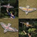 1.6 m Águia Pipa Única Linha de Novidade Animal Pipas Divertidas Ao Ar Livre Esportes Brinquedos Para Crianças Crianças Pipa Voando Presente # LD789