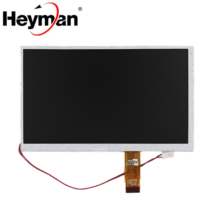 Heyman 7 Inch 26pin AT070TN07 V.D V.A V.B LCD Screen Car Display 165*100 4-wire Resistive Touch Screen Car Navigation DVD LCD