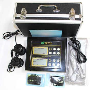 Dual-user Detox Machine Ion Cleanse Ionic Detox Foot Bath Aqua Cell Spa Machine Footbath Far Infrared Massage Detox Foot Bath - DISCOUNT ITEM  15% OFF All Category