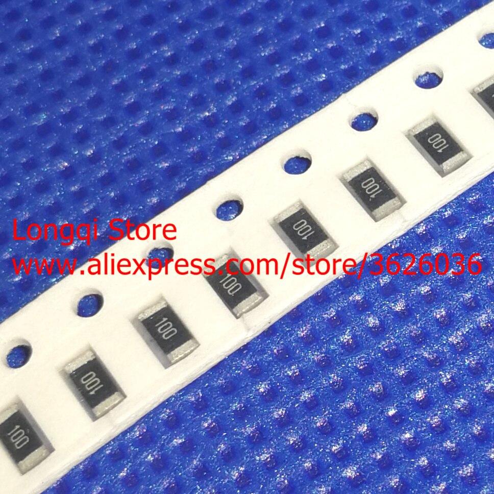 100PCS 1206 3216 5% 1K 1.1K 1.2K 1.3K 1.5K 1.6K 1.8K 2K 2.2K 2.4K 1/4W SMD Resistance