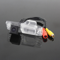 Liislee Reversing Back up Camera For Hyundai Elantra MD UD 2011~2015 Rear view Camera HD CCD Car Parking camera