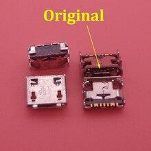 100pcs usb charger Poort opladen dock Connector voor samsung galaxy G355 G313 A8 A8000 A8009 J1 J120 J210F C3590 s7390 s6810