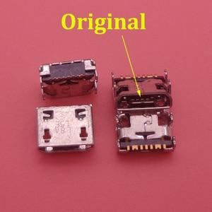 Image 1 - 100pcs usb charger charging Port dock Connector for samsung Galaxy G355 G313 A8 A8000 A8009 J1 J120 J210F C3590 S7390 s6810
