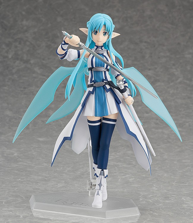 The animation Yasina sword domain of God II ALO Figma264# boxed set of movable water spirit