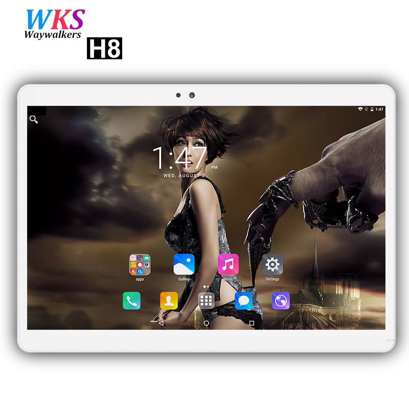 Free shipping 10 inch 3G/4G LTE tablet pc 10 core android 7.0 RAM 4GB ROM 64GB 1920*1200 IPS Dual SIM card WIFI Smart tables pcs free shipping honorable 10 1 inch 4g lte fdd phone tablet pc 10 core ram 4gb rom 128gb 1920 1200 ips dual sim card tablets pcs
