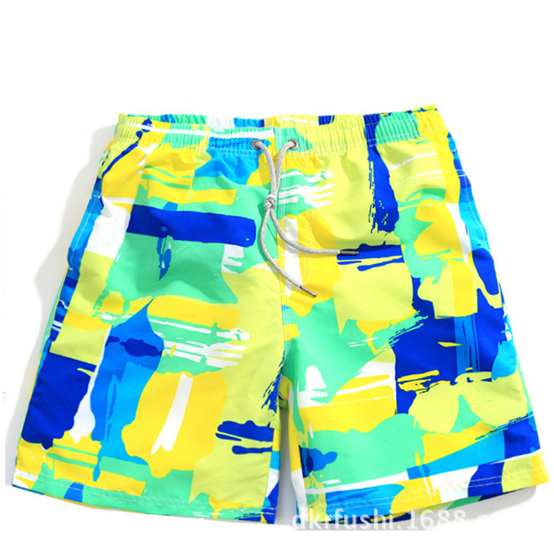 Summer Beach Mens High Quality leisure   shorts   Men beach   board     shorts   men beach   shorts   Loose male beach   board   clothing