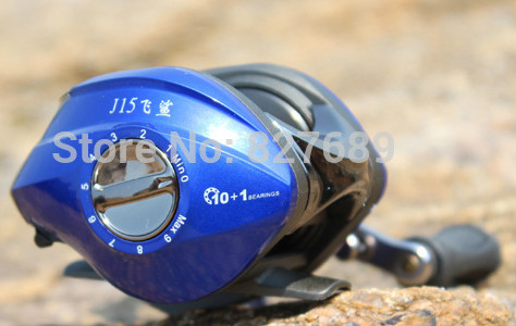 Free shipping shank bait casting reel  for lure fishing  right hand reel /left hand reel available water drop fishing wheel ts1200 fishing reels right left hand bait casting fishing reel lure reel pro 14 ball bearings fishing gear water drop wheel