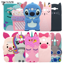 3D Alice Cat Unicorn Phone Silicone Soft Case Cover For Samsung Galaxy Grand Duos i9082 Grand Neo i9060 i9062 Plus i9060i Cases  protective pu leather cover plastic hard back case for samsung galaxy grand duos i9082 red black