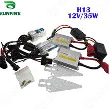 HID Conversion Xenon Kit 12V 35W H13 Car HID Light with Slim AC Ballast for Car