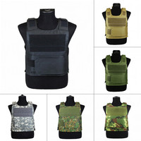 Outdoor Hunting Vest Military Tactical Vest Men Protective Equipment Training Body Armor Plate Sport Hunting Clothing
