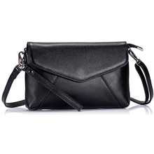 New Arrivals Guaranteed Cowhide Leather Practical Women Shoulder Bags 2018 Hot Brand Fashion Ladies Messenger Best Price