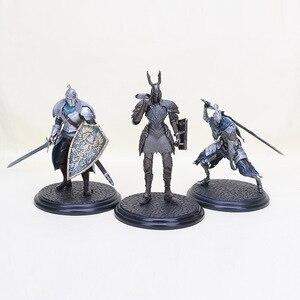 Image 3 - Dark Souls Seelen Ritter Artorias boss Abyss Walker Siegward von Catarina Fangamer schreibtisch dekoration PVC Action Figure Spielzeug