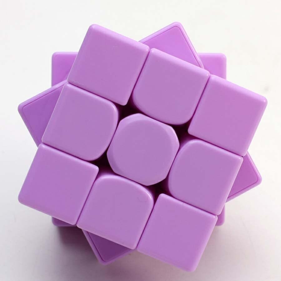 Gan 356 Air Macaron Violet Édition Limitée Magie Cube 3x3x3 Cubo Magico jouets éducatifs Pour Enfants Garçons nouvel An Cadeaux