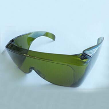 ФОТО 808nm 810nm diode laser safety glasses with CE and O.D 4+