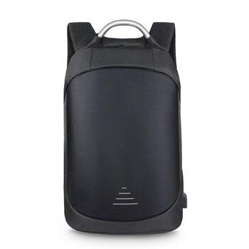 ac4c75d1d5c8 DTBG Противоугонный рюкзак для ноутбука пэчворк водостойкая модная дорожная  сумка USB Smart Mochila Bagpack plecak Rugzak рюкзак сумка-мешок