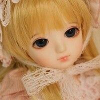 Oueneifs Солнечный aileendoll БЖД куклы СД 1/6 модель тела Reborn для мальчиков и девочек глаза высокое качество игрушки макияж Магазин Смолы включены гл...