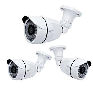 Image 2 - 1080 จุด 8CH AHD DVR HD กล้องวงจรปิดความปลอดภัยกล้อง 8 ชิ้น bullet Day/Night IR การเฝ้าระวัง Camaras ชุด camaras de seguridad